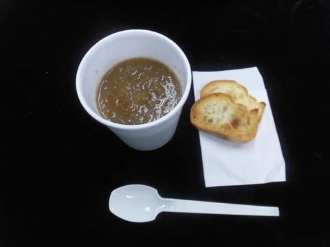 8 ブラウンオニオンスープ