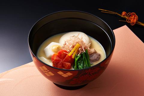 関西風雑煮(大阪府)