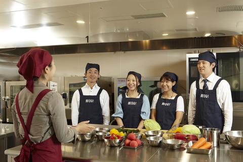 調理実習室 0014
