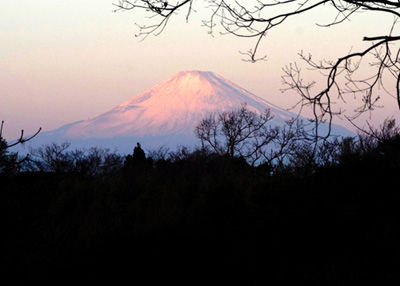 1801赤富士