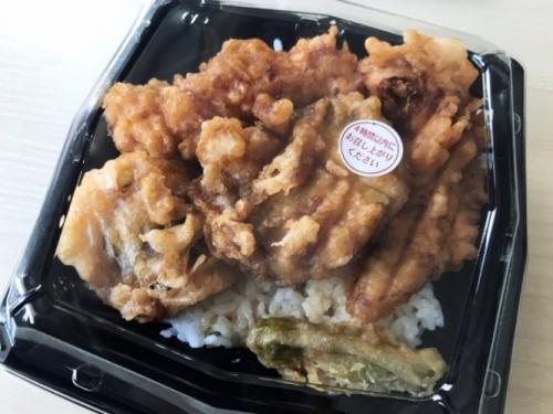【外食】ケンタッキーフライドチキンの激レアメニュー「ケンタ丼」は天丼を超えたまさに新感覚の天丼!