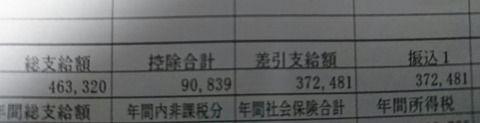 【画像あり】ワイ現場監督の給料が安すぎるッピ!