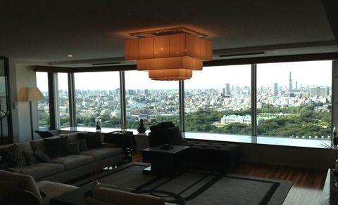 【衝撃】東京港区赤坂の高級マンションの部屋凄すぎてワロタwwwwww