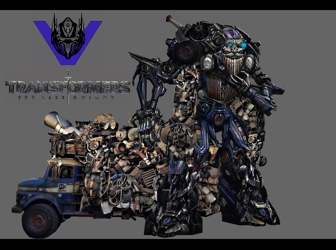KRYTEC.net最新作『トランスフォーマー/最後の騎士王』登場オートボットコメントする