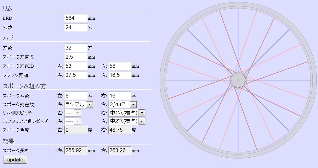 自転車の 自転車 ホイール 組み方 種類 : 自転車日記 : GOKISO中華ホイール ...