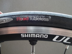 Tubeless Fusion2 end