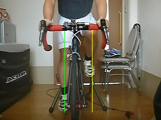 iwanの自転車日記 : 膝痛 (1 ...