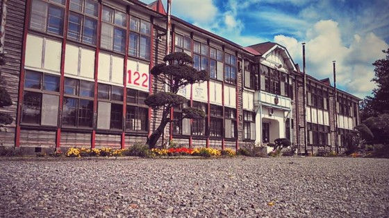 弁華別小学校(北海道最古の現役木造校舎)