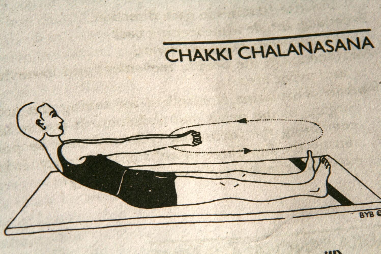Chakki Chalanasana Zentra Kundalini Yoga:...