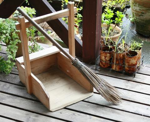 木製ちりとり