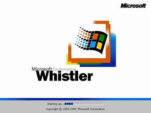 WindowsWhistler