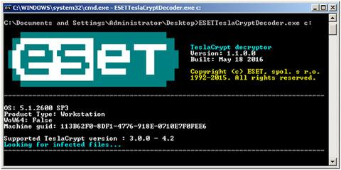 TeslaCrypt_decryptor