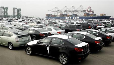 12.22 トヨタ 世界販売台数を従来の824万台から754万台に下方修正