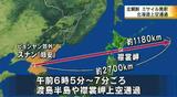 8.29 北朝鮮ミサイル発射
