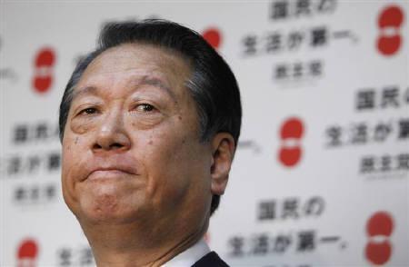 9.1 小沢一郎前幹事長 代表選挙出馬にあたり政見発表