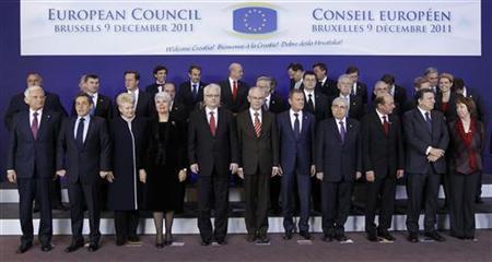 12.9 ブリュッセル EU首脳会議