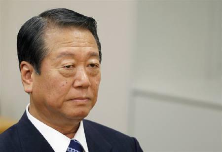 8.31 小沢前幹事長 代表選出馬改めて表明