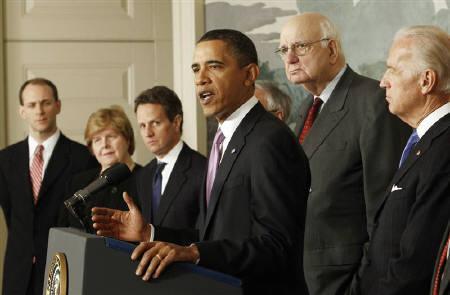 1.21.オバマ米大統領 金融機関の規制強化を提案