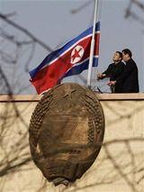 12.19 北朝鮮 17日に金正日総書記死去したと報じた
