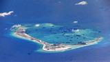 南沙諸島のミスチーフ礁