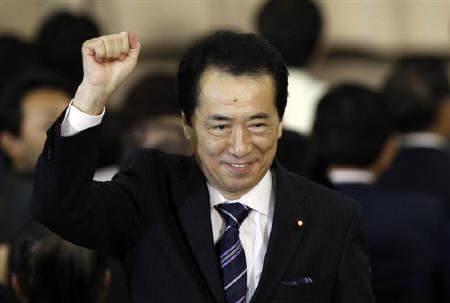 6.4 菅直人新代表 その後首相指名された