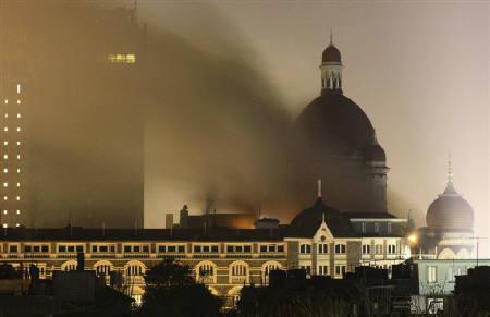 11.26 タージマハルホテル ムンバイで起きた同時攻撃