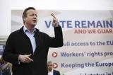 英国EU離脱国民投票