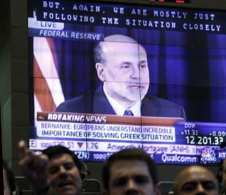 6.23 FOMC後のFRBバーナンキ議長の会見