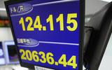 5.28 ドル円124円台
