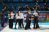 カーリング女子 準決勝韓国戦