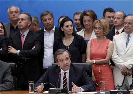 6.18 ギリシャ再選挙