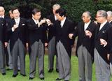 1993年 連立政権細川内閣誕生