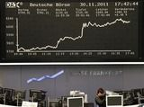 11.30 フランクフルト証券取引所