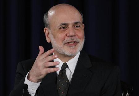 6.19 バーナンキ米FRB議長 FOMC後会見 ワシントン