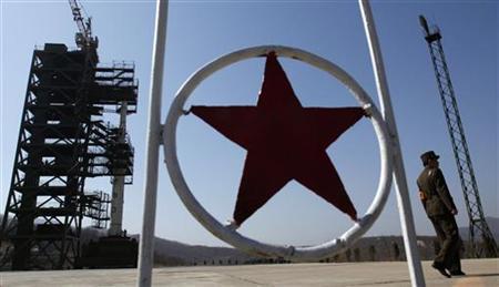 4.13 北朝鮮ミサイル発射