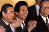 1993年 連立政権