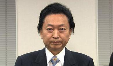 8.31 鳩山前首相