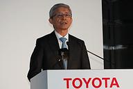 11.6 トヨタ決算発表
