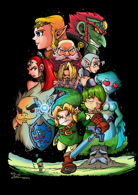 ocarina_of_time_by_jfrteam-d6dre1l