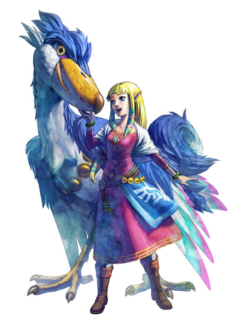 ゼルダ (ゲームキャラクター)の画像 p1_36