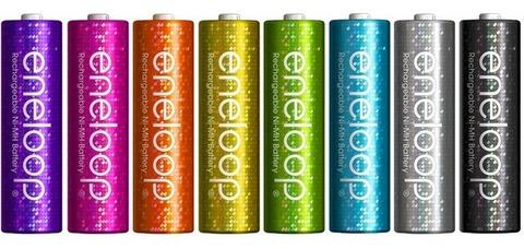 eneloop8colors