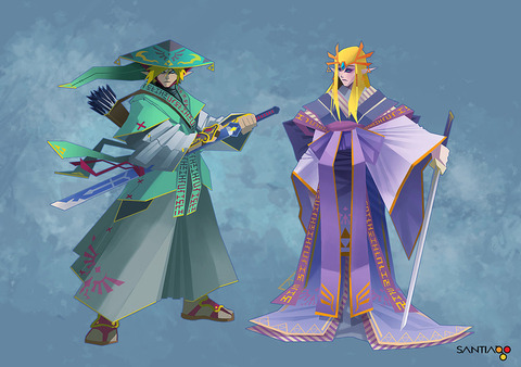 the_myth_of_zelda___link_zelda_by_pertheseus-d3eqi7d