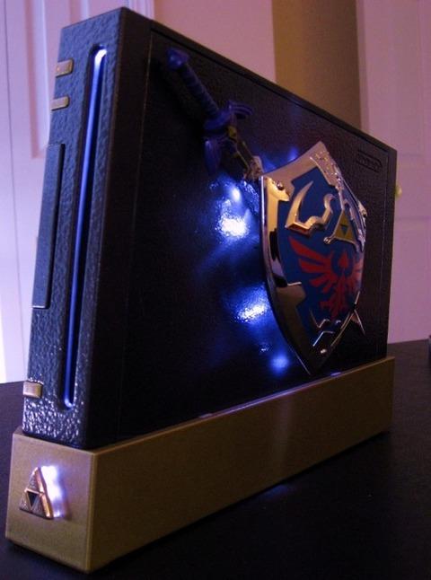 Zelda20Wii20Case20mod