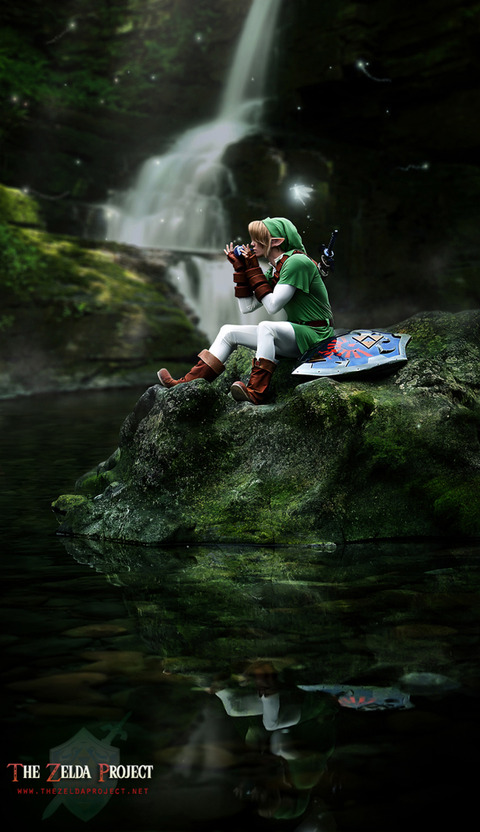 The_Zelda_Project__Forest_Song_by_Adella