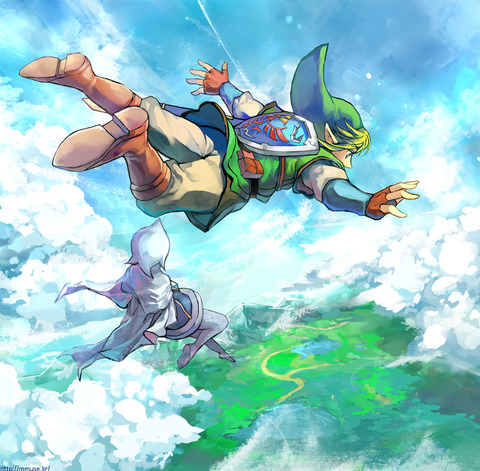 Skyward_Sword_by_boba2009