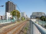 旧小名木川駅付近