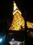 東京タワー2011暮