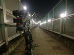 乃木坂トンネル側道