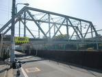 小名木川の鉄橋