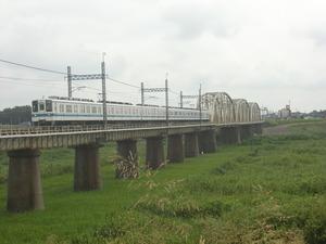 野田線鉄橋